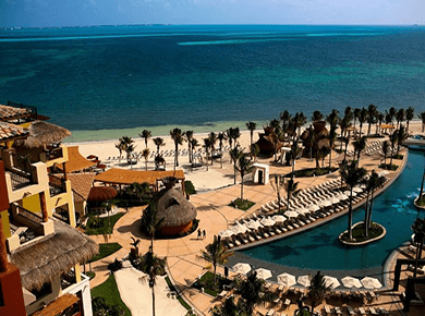Cancun Mexico All-Inclusive Timeshare Packages & Promotions